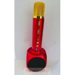 SingKing KTV Karaoke Bluetooth Mic & Music Speaker with Builtin MP3 Player