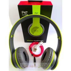 Music Passion Bluetooth P47 Wireless Head Phone