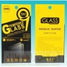 Glass Protector Qmobile J2
