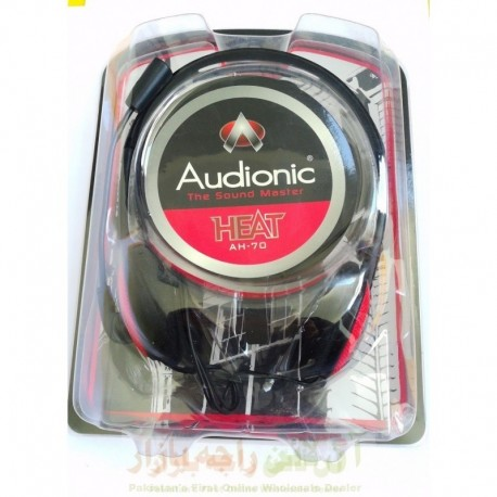 Audionic Heat Headphone AH-70