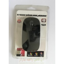 Palm Comfort 4D Wireless Mouse