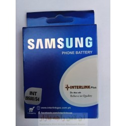 SAMSUNG S4 i9500 Battery Interlink High Performance