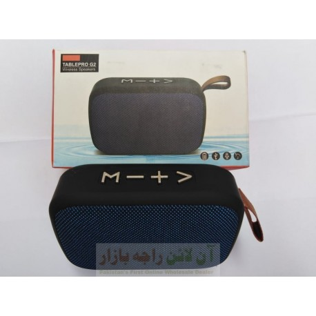 TablePro Wireless Bluetooth Speaker