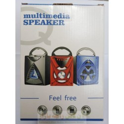 Base Band Feel Free MP3 Large Multimedia Speaker