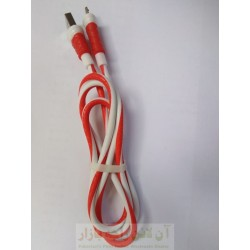 Color Heat Flexible Data Cable Micro 8600