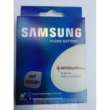 SAMSUNG J2 G361 Battery Interlink High Performance