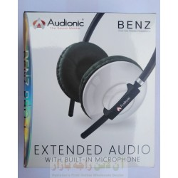Audionic Extended Audio BENZ Pro Headphone with Mic