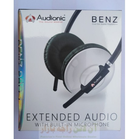 Audionic Extended Audio Pro Headphone with Mic