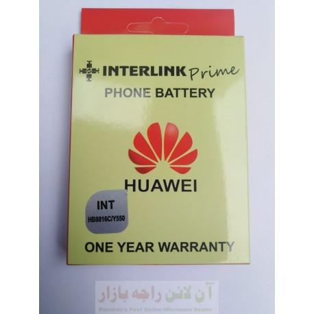 INTERLINK Battery For Huawei Y5 Y625 Y550 3C Lite Original Quality