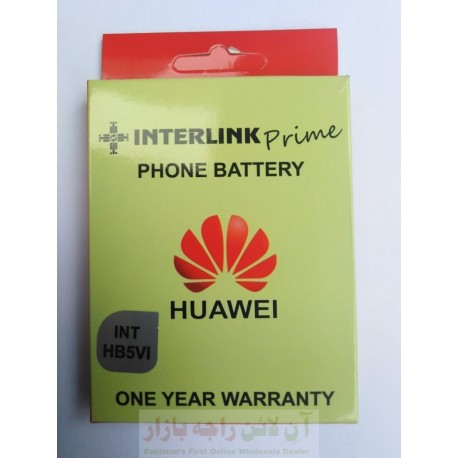 INTERLINK Battery For Huawei 5V1 Y5-II Y520 Y3 Original Quality
