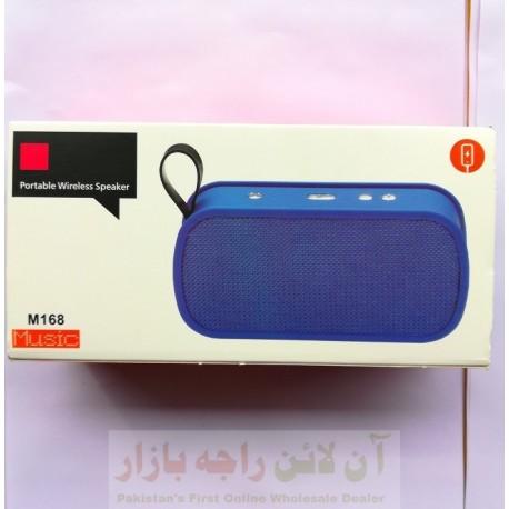 Premium Portable Wireless Bluetooth Speaker M168
