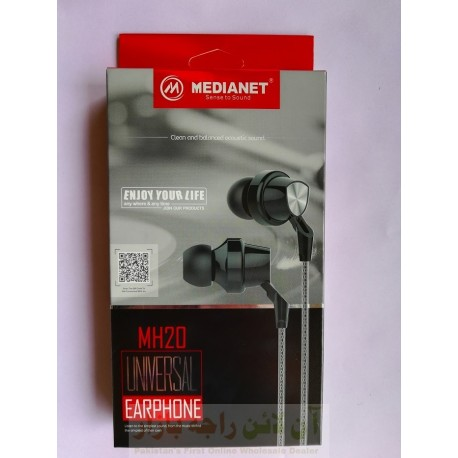 MediaNet Sense Sound Hands Free Universal