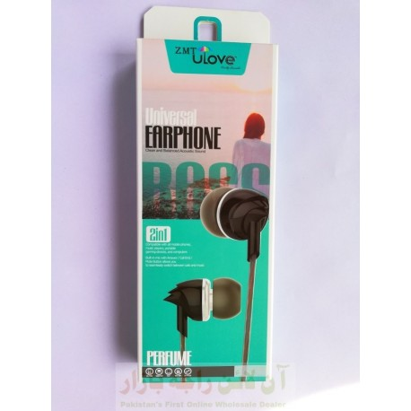 ZMT ULove 2in1 Perfume Hands Free Universal