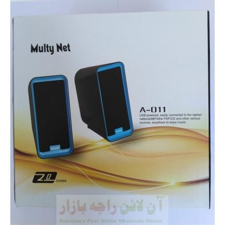 Multy Net A-011 Computer Speaker
