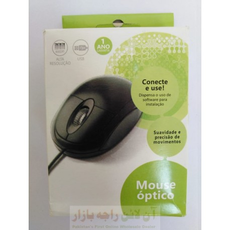 E Connect Optical Laser Mouse
