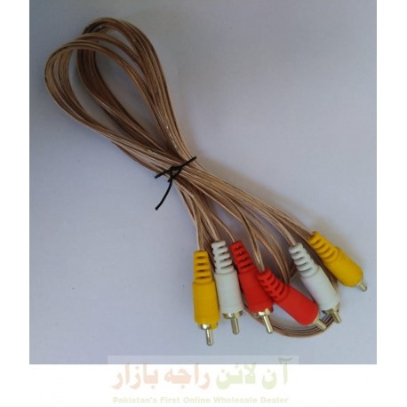 Audio Video AV Cable