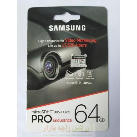 SAMSUNG PRO 64 GB Memory Card Ultra High Speed