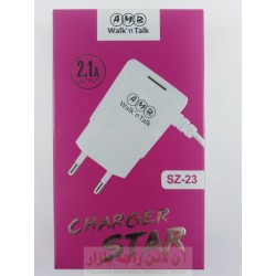 AMB Charger Star 2.1A Micro 8600 SZ-23