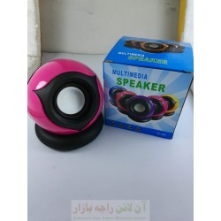 Stylish MP3 Player & Multimedia Speaker Z46
