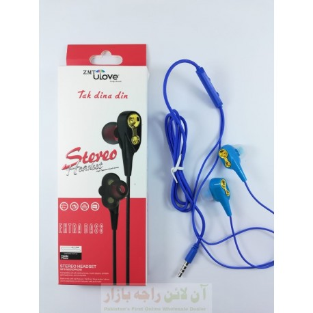 ZMT ULove Music Lovers Hands Free