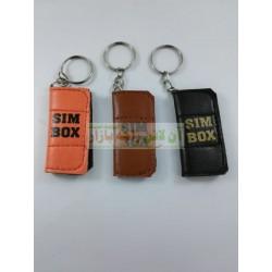 Multi Color SIM BOX Key Chain