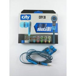 Easy Grip City 30 Stereo Hands Free