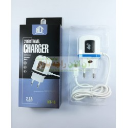 4th Generation HT 16 2USB Charger 2.1A Micro 8600