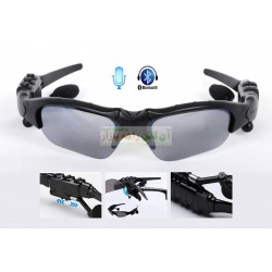 Stylish Smart Bluetooth Sun Glass Goggles For Music & Phone Call