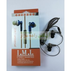 IML 2in1 Universal Stereo Hands Free