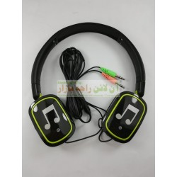 Music Stream HeadPhone for with Mic Support OPEN