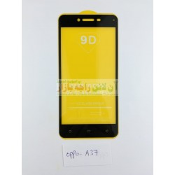 9D Glass Protector for OPPO A37