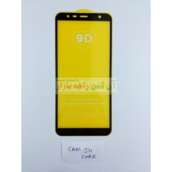 9D Glass Protector for SAMSUNG J4 Core