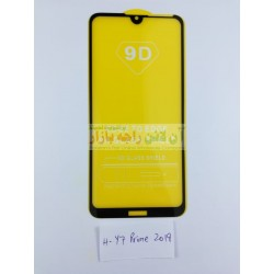9D Glass Protector for HUAWEI Y7 Prime 2019