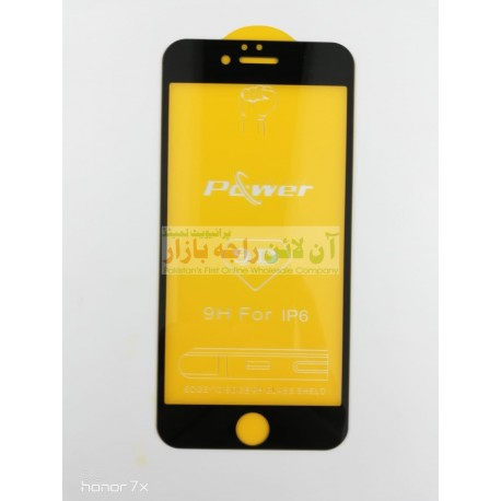 9D Glass Protector for iphone 6