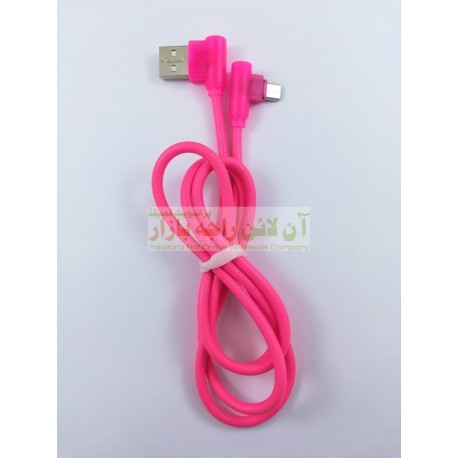 Strong L Shape Date Cable Micro 8600