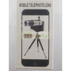 Mobile Telephoto Lens 12X Optical Zoom