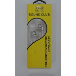 AMB HandsFree Sound Club (Heavy Bass)