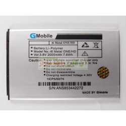Premium Battery For Q-Mobile i6 Metal One/HD