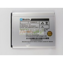 Premium Battery For Q-Mobile infinity B