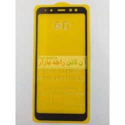 9D Glass Protector for Samsung A8-2018