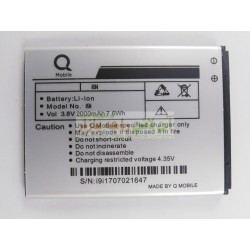 Premium Battery For Q-Mobile i9i