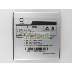 Premium Battery For Q-Mobile LT-100