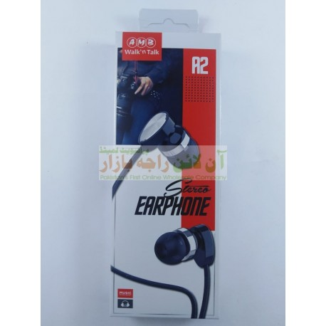 AMB Stereo High Quality EarPhone A2 for Smart Devices