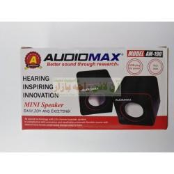 AudioMax Rich Sound Better Sound Mini Speaker AM-190