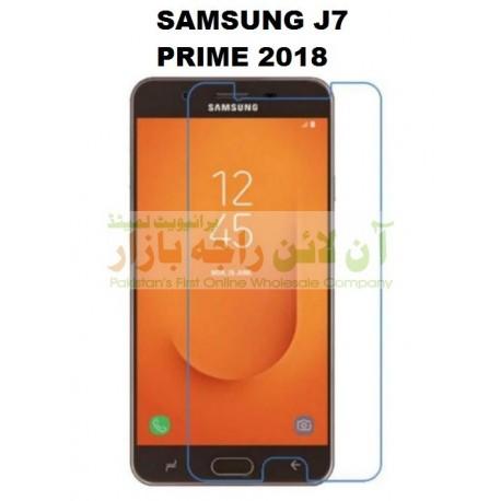 Glass Protector Samsung J7 Prime 2018