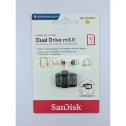 SandDisk Dual Drive 32GB OTG USB m3.0