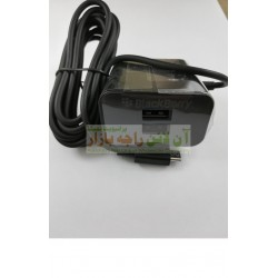 High Quality Dual Port BlackBerry Original Charger Micro 8600