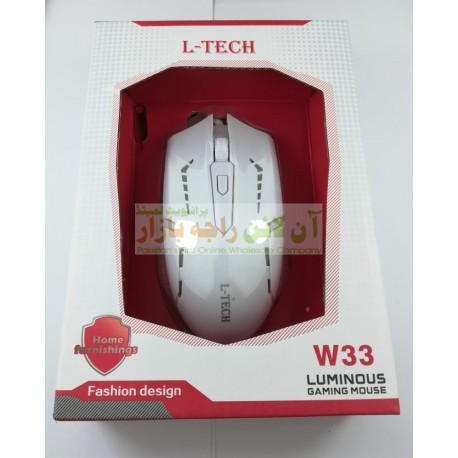 Luminous Gaming Mouse L Tech W33