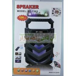 Bluetooth Music Speaker BT-1303/1302 MP3 USB SDcard Support