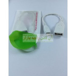 Social Pack OTG Cable USB to Micro 8600